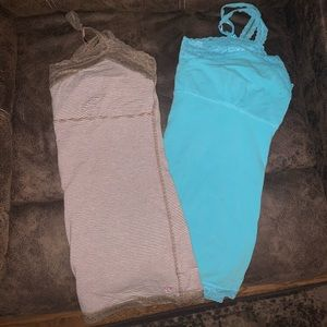 American Eagle lace tank tops